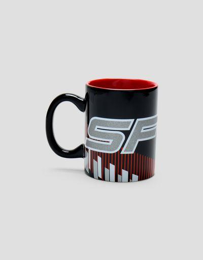 Race Track Scuderia Ferrari ceramic mug