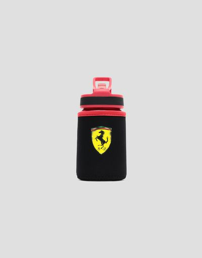 11.8 oz kids bottle in BPA free Tritan with removable straw and protective insulated sleeve