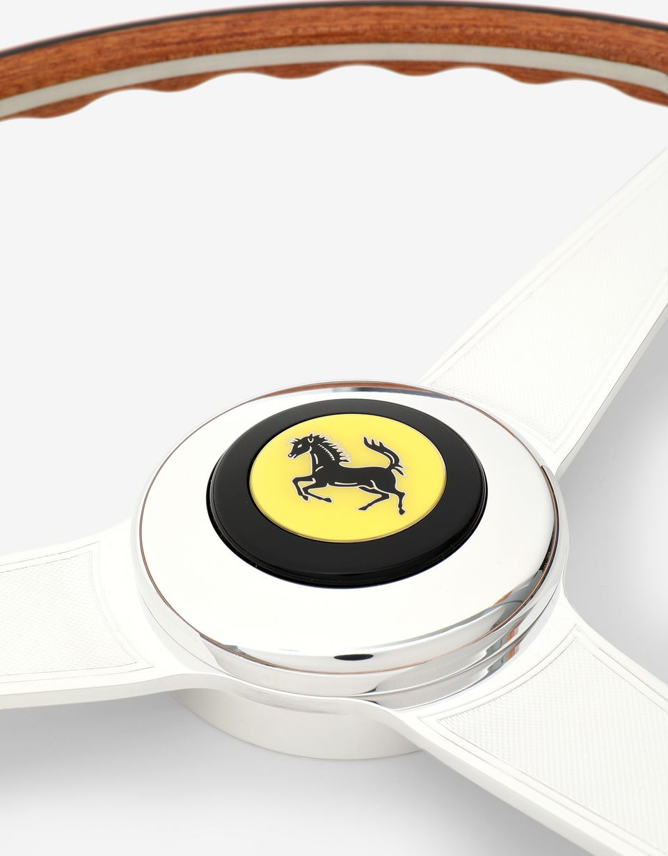 Scuderia Ferrari Online Store - 1:1 scale model of vintage Ferrari steering wheel - GT Replicas