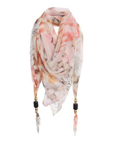 Фото - Женский платок  светло-розового цвета