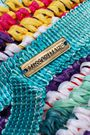 MISSONI MARE Crochet-knit raffia sun hat