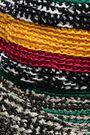 MISSONI Metallic crochet-knit hat