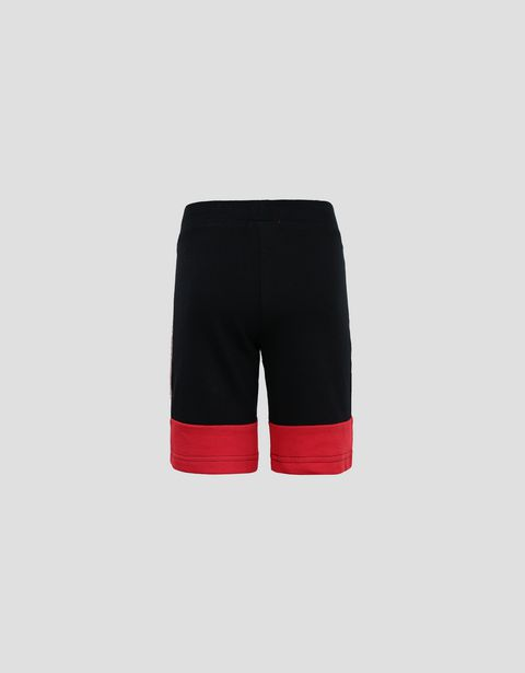 Short enfant en French Terry avec Icon Tape