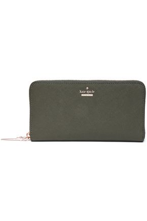 KATE SPADE New York Cameron Street Lacey leather continental wallet