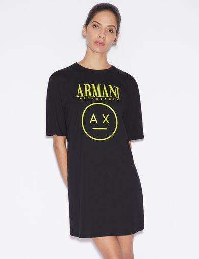 Armani Exchange Womens T Shirts Tank Tops Ax Store