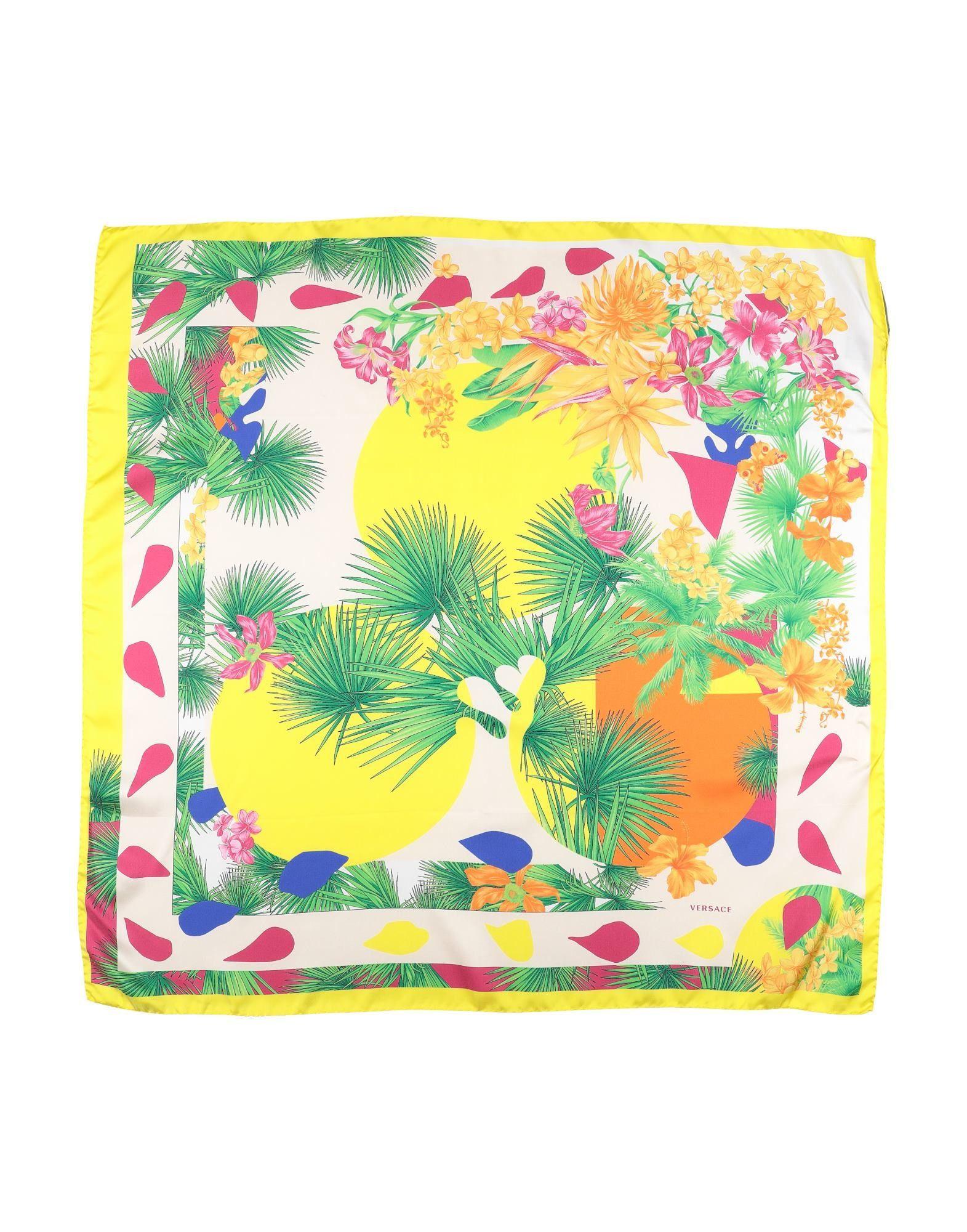 VERSACE Платок джемпер versace разноцветный