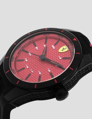Scuderia Ferrari Online Store - Set of two Scuderia Ferrari RedRev watches with different diameters - Quartz Watches