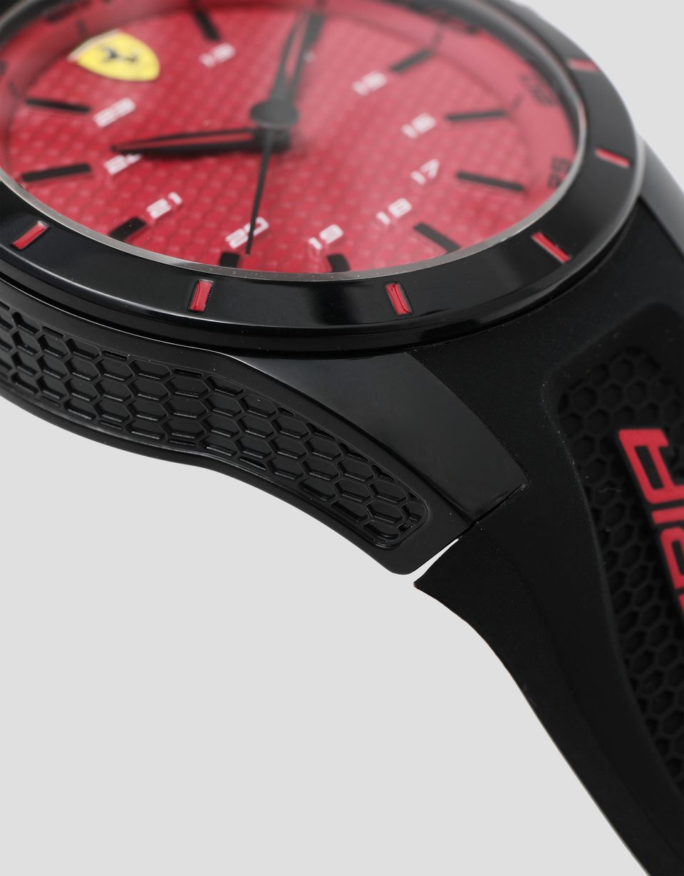 Scuderia Ferrari Online Store - Set of two Scuderia Ferrari RedRev watches with different diameters - Quartz Watches