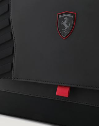Scuderia Ferrari Online Store - Men's Hyperformula messenger bag - Messenger Bags
