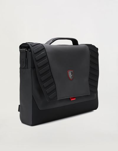 Scuderia Ferrari Online Store - Hyperformula men's messenger bag - Messenger Bags