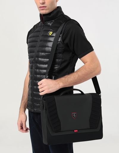 Men's Hyperformula messenger bag
