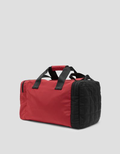 Two colour travel bag with Shield