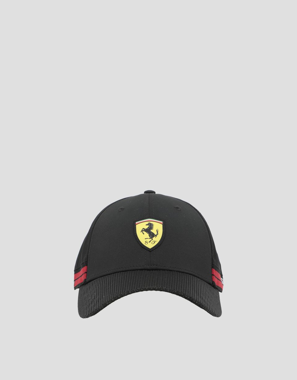 Scuderia Ferrari Online Store - Men's cap with perforated visor -