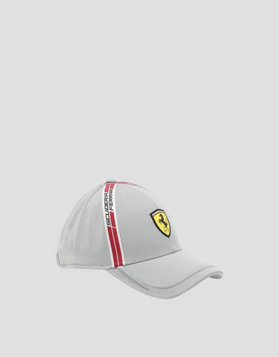 Men's hat in technical fabric with Icon Tape