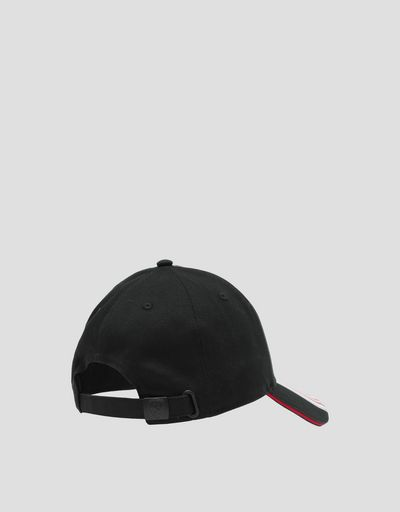 Scuderia Ferrari Online Store - Child's cotton cap with Icon Tape - Baseball Caps