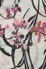 EMILIO PUCCI Printed cashmere and silk-blend scarf