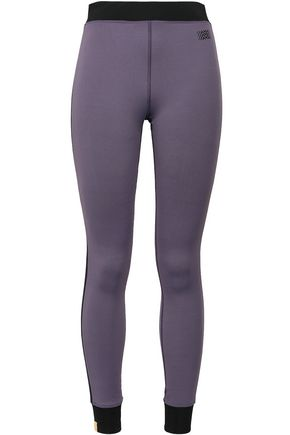 MONREAL LONDON Two-tone stretch leggings