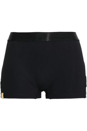 MONREAL LONDON Printed stretch shorts