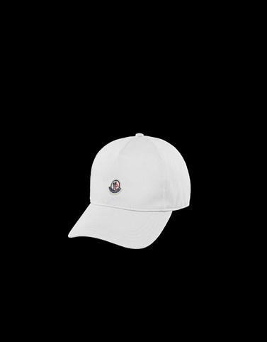 BASEBALL HAT Ivory Category Hats Woman