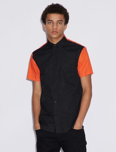 Armani Exchange Men s Shirts - Dress   Casual  e85b62196