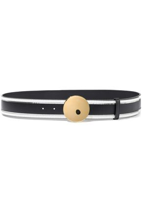 MARNI Embellished leather belt