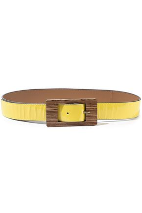 MARNI Patent-leather belt
