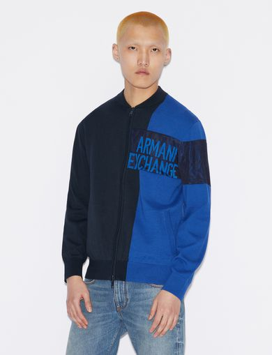 c98d1193be20 Armani Exchange Men s Jumpers   Sweatshirts