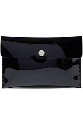 ACNE STUDIOS Patent-leather pouch