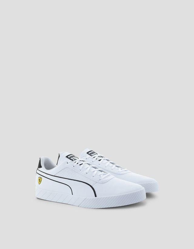 106cd5cb227 Scuderia Ferrari Online Store - SF Vulc Track Shoes - Active Sport Shoes ...