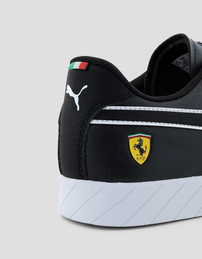 Scuderia Ferrari Online Store - SF Vulc Track shoes - Active Sport Shoes