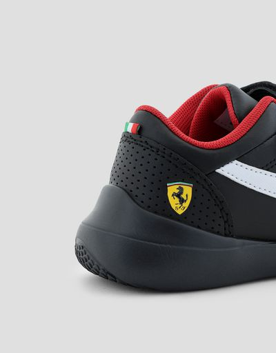 Scuderia Ferrari Online Store - Infant SF Kart Cat III V shoes - Active Sport Shoes