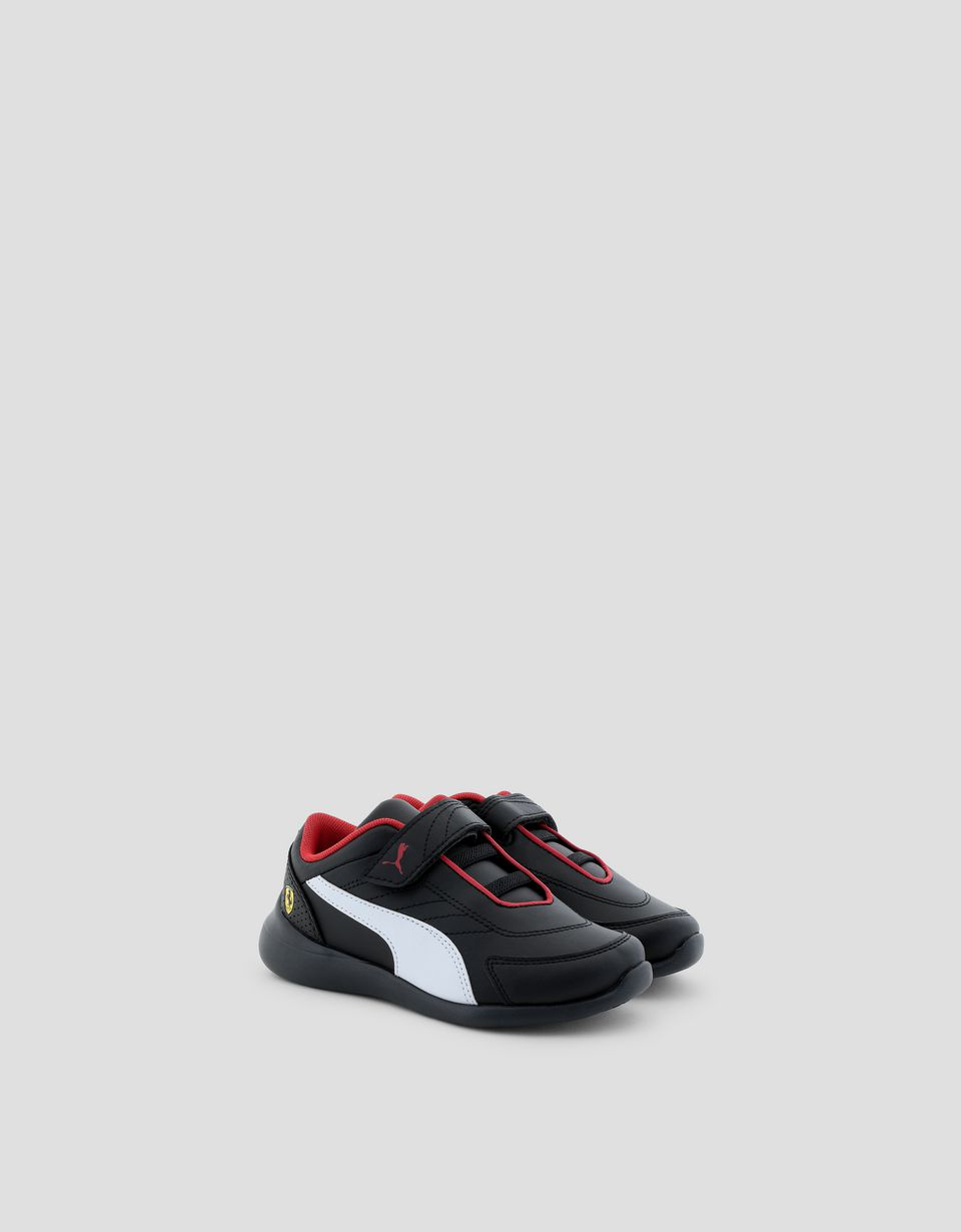 Scuderia Ferrari Online Store - SF Kart Cat III V Shoes for infants - Active Sport Shoes
