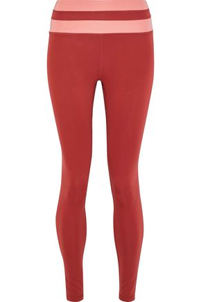 IRIS & INK Two-tone stretch leggings