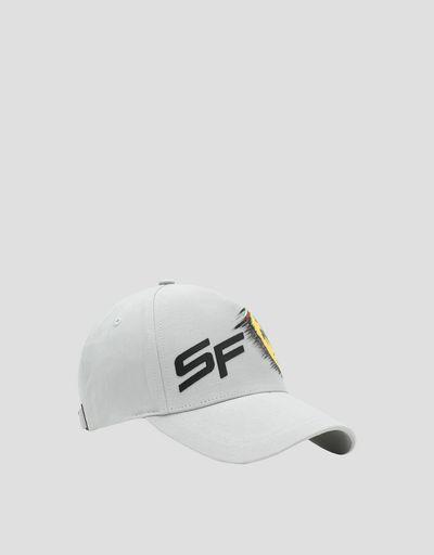 bd4e750f428b3 Children s hat with motion-effect Ferrari Shield