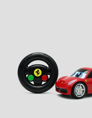 Scuderia Ferrari Online Store - Ferrari 458 Italia My First Race model with radio control - Radio Controlled Toys