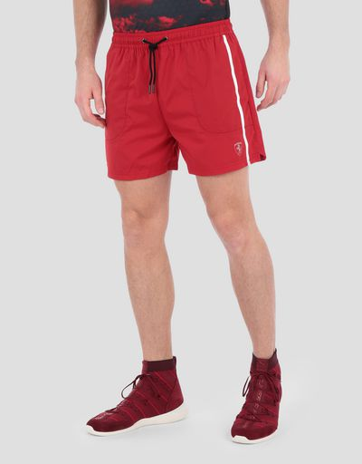 Men's running shorts in rip-stop