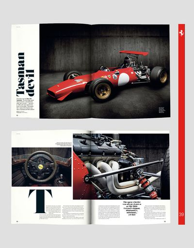 The Official Ferrari Magazine, issue 39