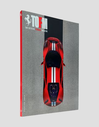 Scuderia Ferrari Online Store - Журнала The Official Ferrari Magazine номер 38 - Книги