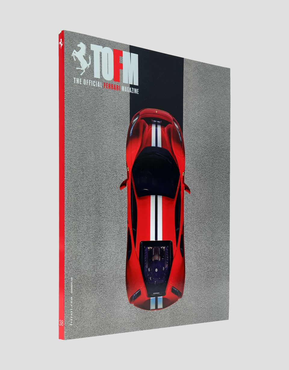 Scuderia Ferrari Online Store - The Official Ferrari Magazine, issue 38 - Books