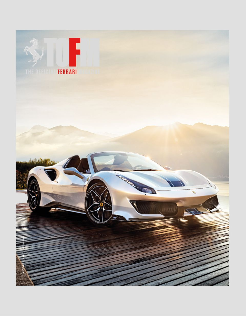 Scuderia Ferrari Online Store - The Official Ferrari Magazine issue 40 - Books