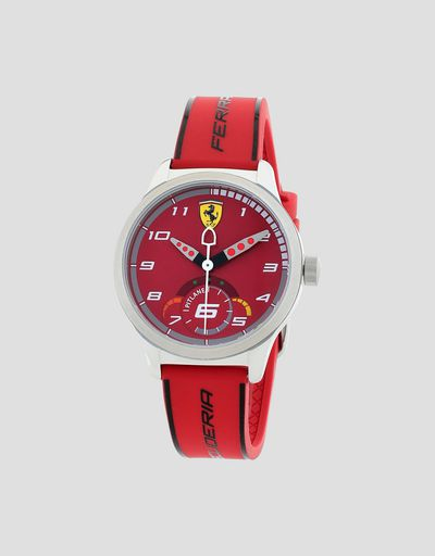Red Pitlane watch for teenagers