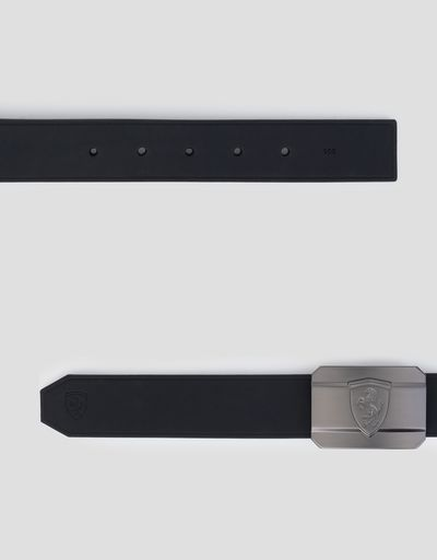 Men's Scuderia Ferrari reversible belt