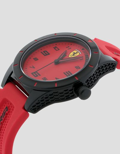 Red Red Rev watch for teenagers with black details