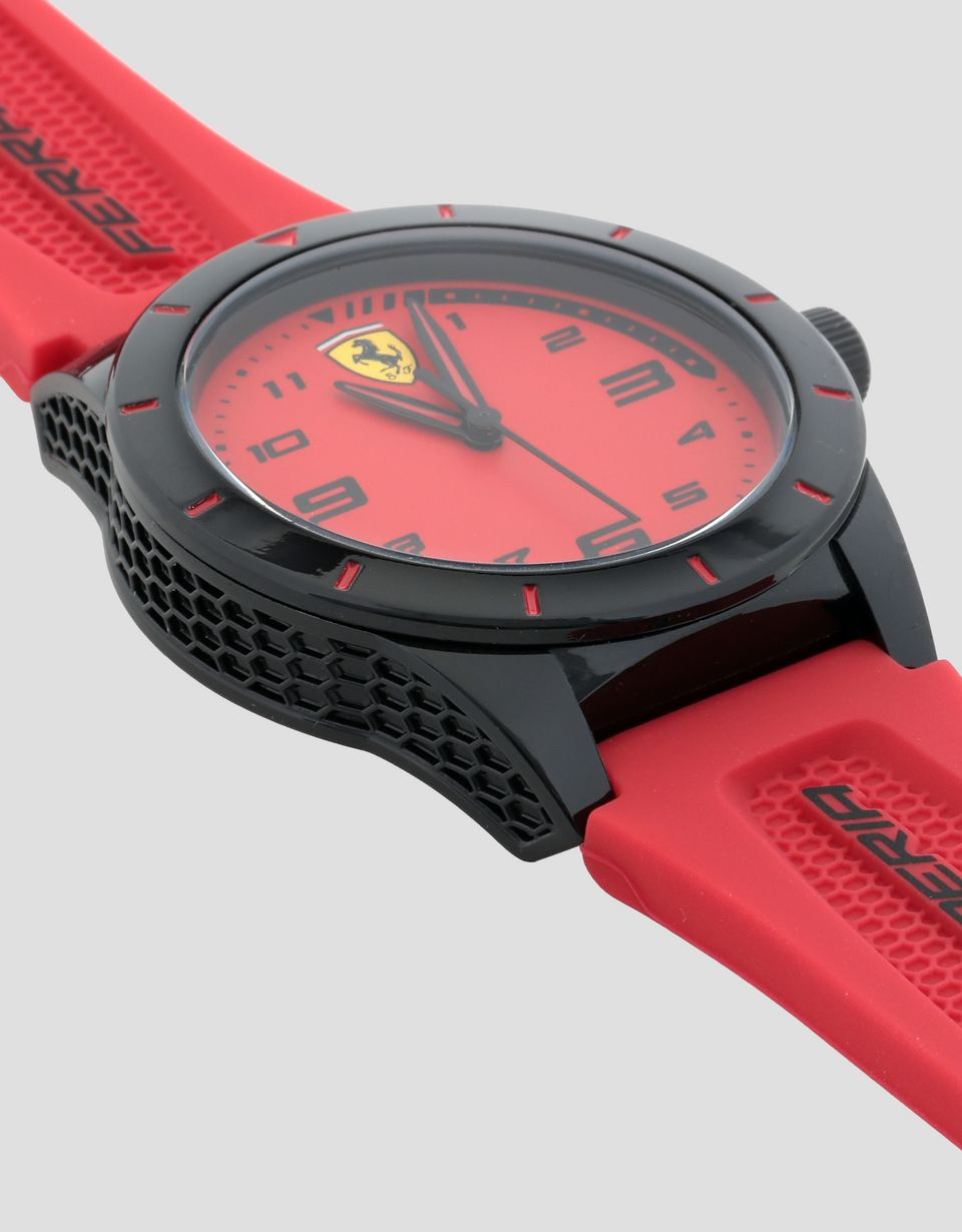 Scuderia Ferrari Online Store - Red Red Rev watch for teenagers with black details - Quartz Watches