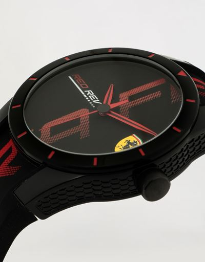 Twin Red Rev watch gift set