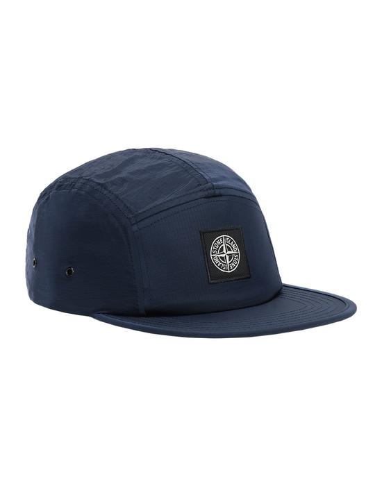STONE ISLAND 帽子 99055 NYLON METAL RIPSTOP