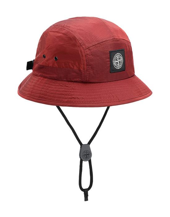 STONE ISLAND 帽子 99755 NYLON METAL RIPSTOP
