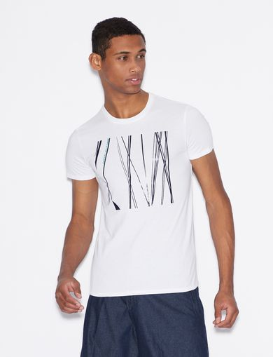 af2482f029 Armani Exchange Men's Graphic Tees & Tank Tops | A|X Store