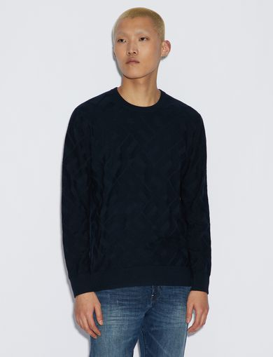 Armani Exchange Pulls et sweat-shirts Homme   Boutique A X France ccaba7baaa0