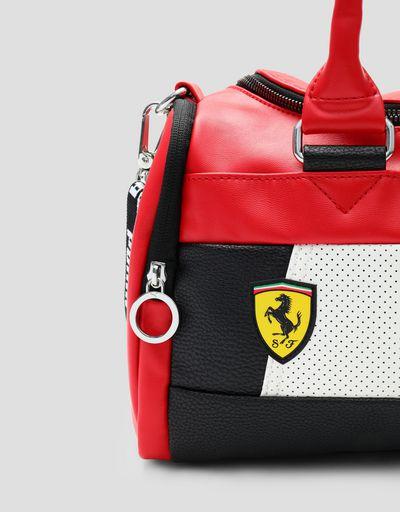 Scuderia Ferrari Online Store - Puma SF Speed Cat handbag - Duffle Bags